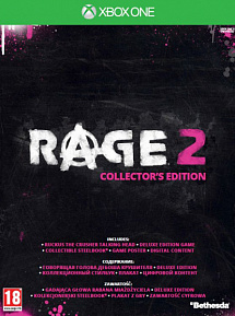 Rage 2. Collector's Edition (Xbox One)