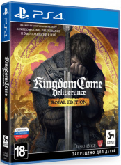 Kingdom Come Deliverance - Royal Edition (PS4)