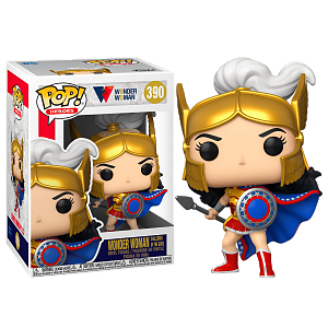 Фигурка Funko POP! Heroes DC Wonder Woman 80th Wonder Woman (Challenge Of The Gods) 54971