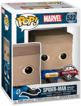 Фигурка Funko POP Marvel: Spider-Man – Bag-Man (Exc) (42976)
