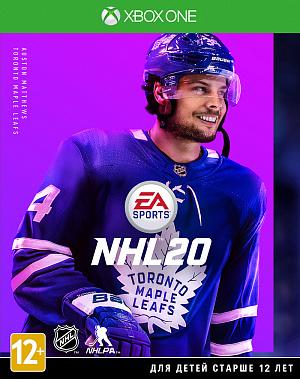 NHL 20 (Xbox One) - версия GameReplay фото