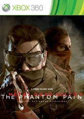 Metal Gear Solid 5(V): The Phantom Pain Day One Edition(Xbox 360)
