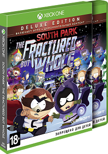 South Park: The Fractured but Whole. Deluxe Edition (XboxOne)