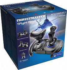 Джойстик Thrustmaster T-Flight Hotas 4 Ace Combat 7 Skies Unknown, PS4/PC