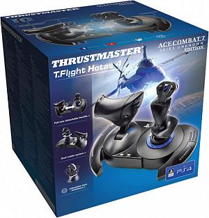 Джойстик Thrustmaster T-Flight Hotas 4 Ace Combat 7 Skies Unknown, PS4/PC фото