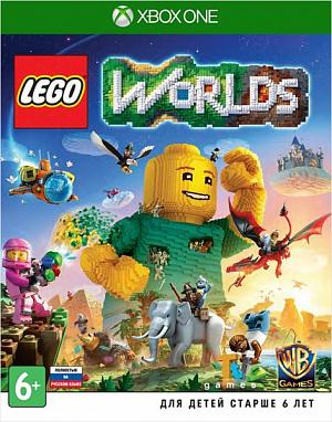 LEGO Worlds (Xbox One) фото