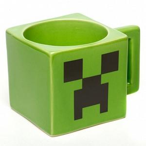 Minecraft Термокружка Creeper Крипер