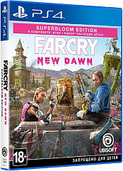 Far Cry: New Dawn. Superbloom Edition (PS4) (GameReplay)