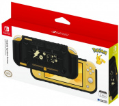 Чехол Hori Hybrid System Armour (Pikachu Black & Gold) для Nintendo Switch Lite (NS2-077U)