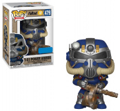 Фигурка Funko POP Games: Fallout 76 – Tricentennial Power Armor  (Exc)