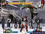 Скриншот King of Fighters 2000-2001, 2