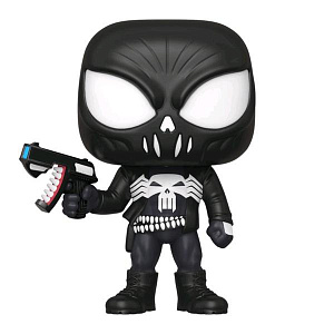 Фигурка Funko POP Marvel – Venom S3: Punisher фото