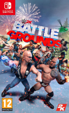 WWE 2K Battlegrounds (Nintendo Switch)