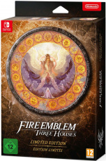 Fire Emblem: Three Houses. Ограниченное издание (Nintendo Switch)