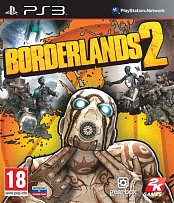 Borderlands 2 Day One Edition (PS3) (GameReplay)