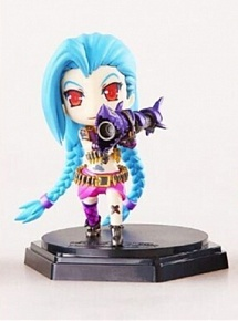 Фигурка Jinx :League of Legends 12см
