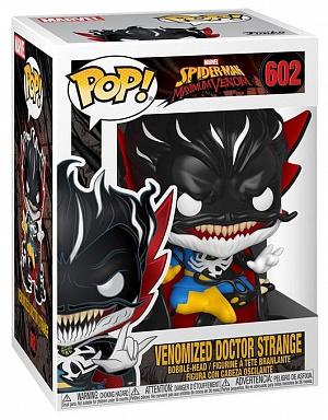 Фигурка Funko Marvel: Max Venom – Dr. Strange (GW) (Exc) фото
