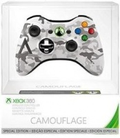Controller Wireless Camouflage (Xbox 360)