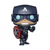 Фигурка Funko POP Marvel Avengers – Captain America (47757)