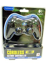 Controller Cordless Action (PS2)