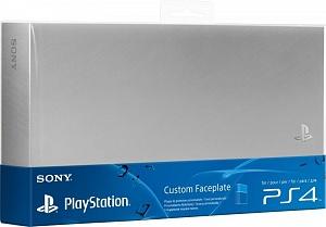 Custom Faceplate Серебряная (PS4)