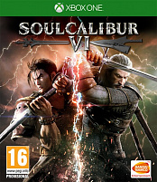 SoulCalibur VI (Xbox One) (GameReplay)