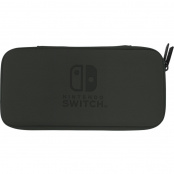 Защитный чехол Hori Slim tough pouch (black / yellow) для Nintendo Switch Lite (NS2-011U)