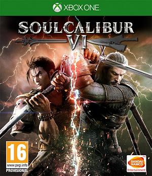 SoulCalibur VI (Xbox One) фото