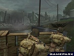Скриншот Brothers in Arms Earned in Blood (PS2), 1