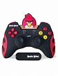 Скриншот Controller Wireless Angry Birds (PS3), 2