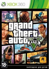 Grand Theft Auto V (Xbox 360) (GameReplay)