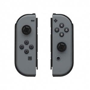 Накладки на Joy-Con Armor Guards 2 Pack для Nintendo Switch (Black) фото
