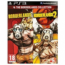 Borderlands + Borderlands 2 (PS3)