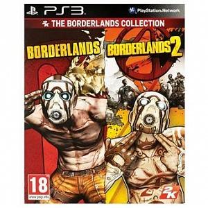 Borderlands + Borderlands 2 (PS3)