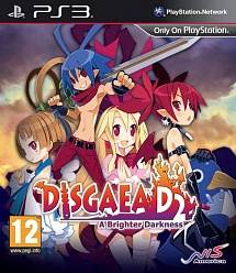Disgaea D2: A Brighter Darkness (PS3)