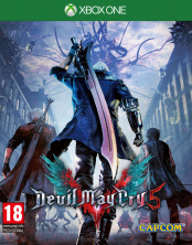 Devil May Cry 5 (Xbox One) (GameReplay)