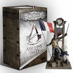 Assassin's Creed: Единство Guillotine Collector's Case