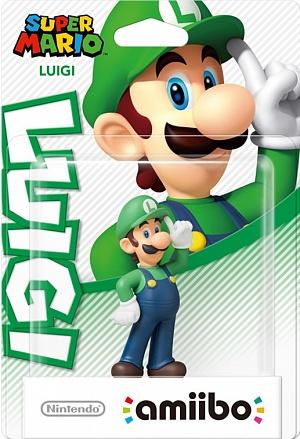 Amiibo: Luigi