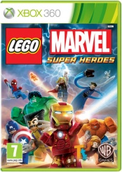LEGO Marvel Super Heroes (Xbox360) (GameReplay)