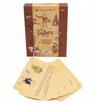 Настольная игра DaNetS – Историк фото