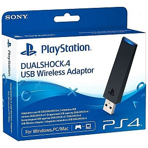 Беспроводной USB - адаптер DualShock 4 (PS4)
