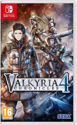 Valkyria Chronicles 4 (Nintendo Switch) фото