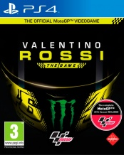 MotoGP 16 Valentino Rossi The Game (PS4)