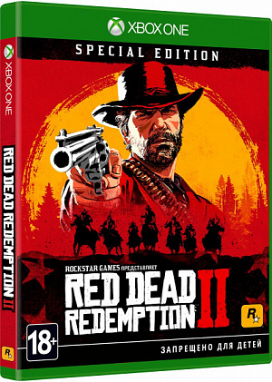 Red Dead Redemption 2. Special Edition (Xbox One) фото