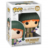 Фигурка Funko POP Harry Potter Holiday – Ron Weasley (51154)