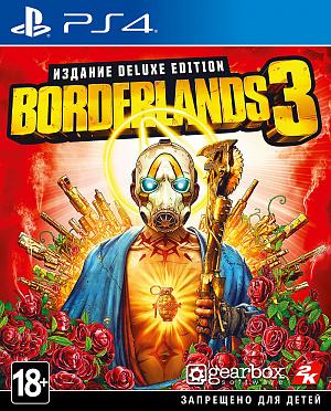 Borderlands 3. Deluxe Edition (PS4) фото