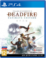 Pillars of Eternity II: Deadfire. Ultimate Edition (PS4)