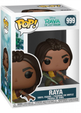 Фигурка Funko POP Raya and the Last Dragon – Raya (Warrior Pose) (50549)