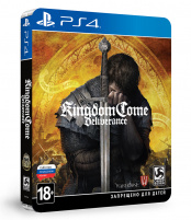 Kingdom Come: Deliverance. Steelbook Edition (PS4)