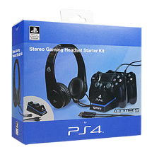 Stereo Gaming Headset Starter Kit